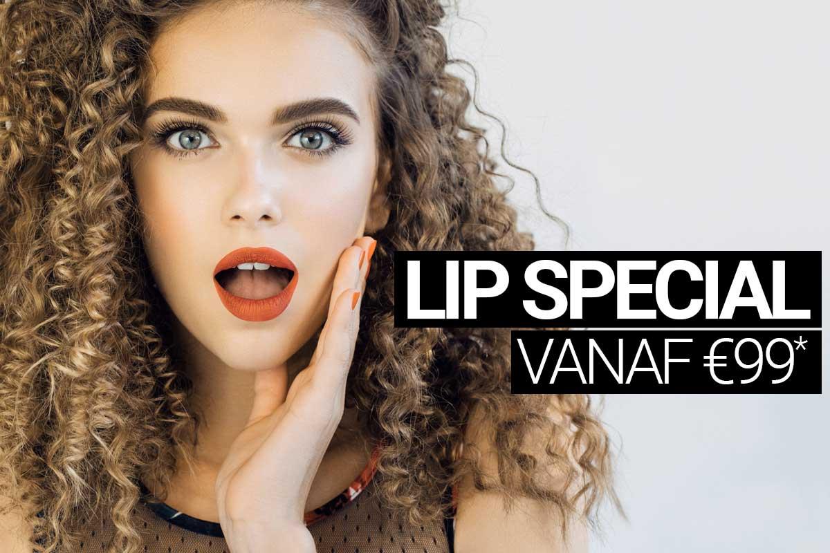 Lip Special vanaf €99