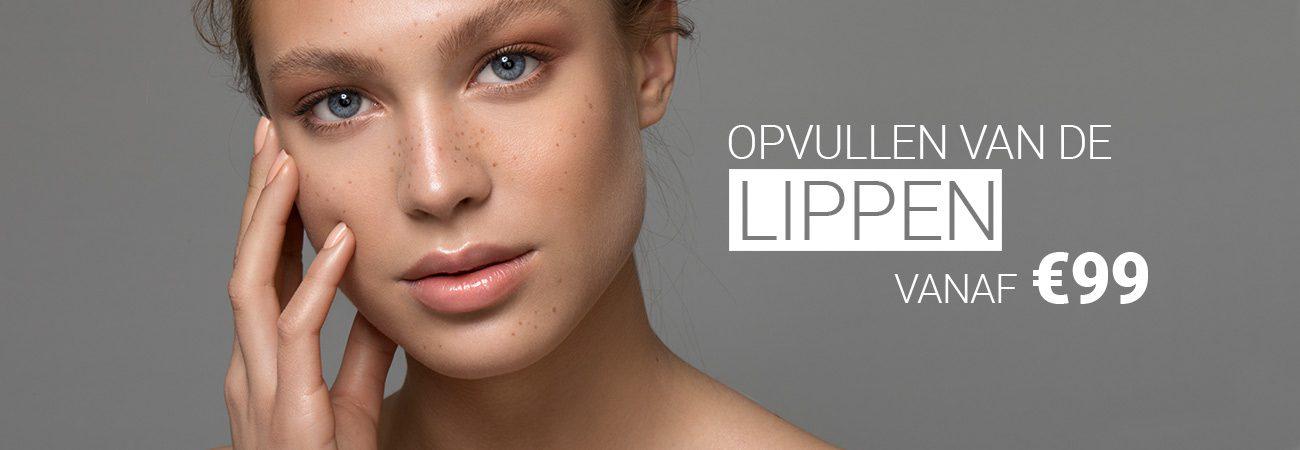 Lippen behandeling