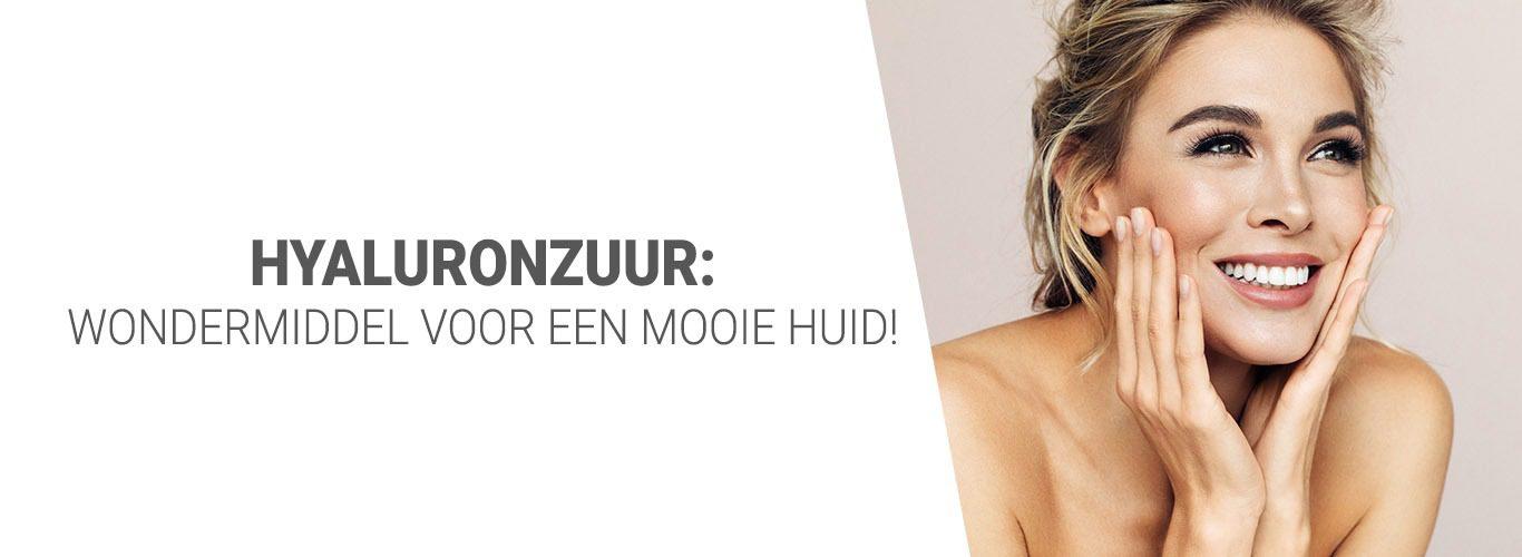 Hyaluronzuur: wondermiddel voor een mooie huid!