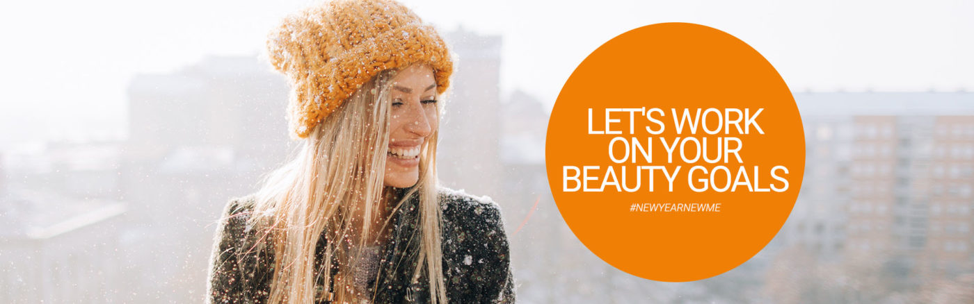 let´s work on your beautuy goals