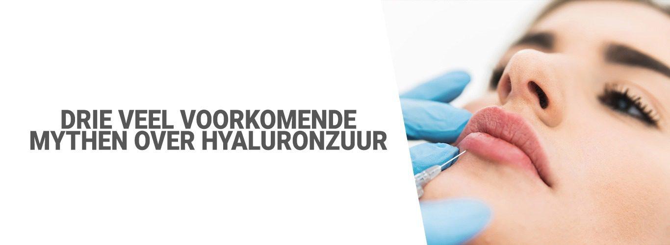 Blog: Drie veel voorkomende mythen over hyaluronzuur