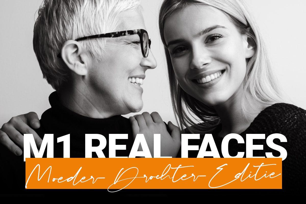 Real Faces Moeder-Dochter-Editie