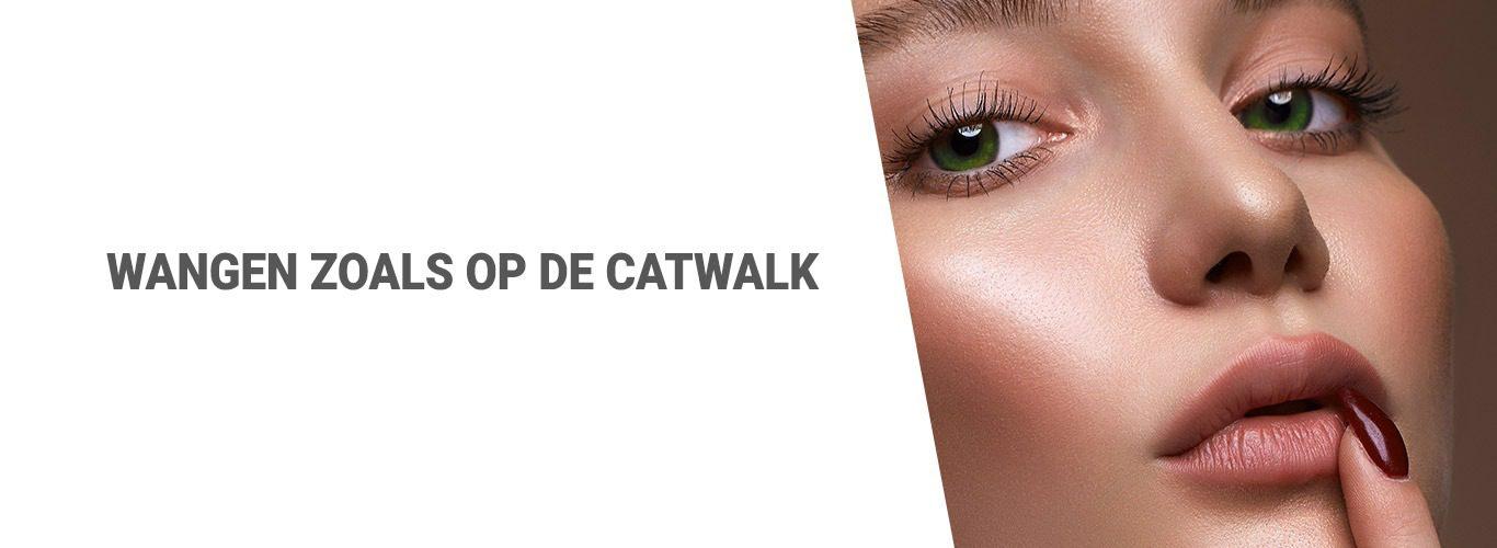 Blog: Wangen zoals op de catwalk